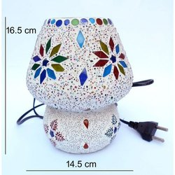 16.5X14.5 Cm Mosaic Table Lamp