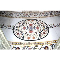 Marble Inlay Wall Tiles