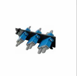 6-Pak Fibre Adapter Plates