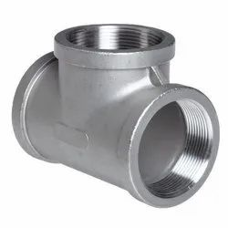 Jindal Steel Tee, Thickness: 2-10 Mm, for Structure Pipe
