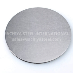 Stainless Steel 321 Circles