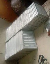 Pre Filter Aluminum Sheet Frame