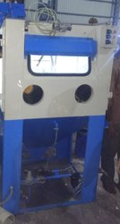 Wet/ Liquid Abrasive Blasting Machine
