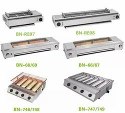 Commercial Electric Outdoor BBQ Barbecue Grill