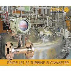 SS Turbine Flowmeter