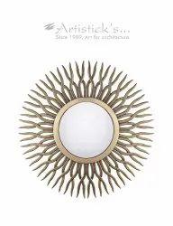 Design Brass Mirror