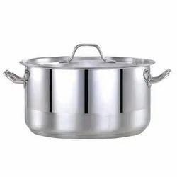 Stainless Steel Medium Cook Pot