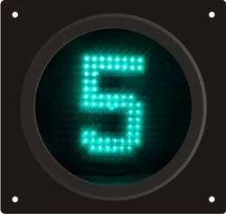 Animated Pedestrian Countdown Timer
