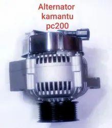 PC200 Alternator