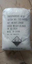 Phosphourous Acid Powder