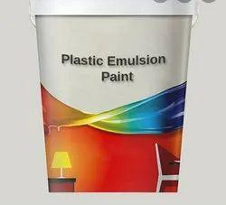 Plastic Emulsion Paints