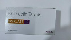 Iverlast 12 Tablets