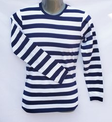 Edgge Sport Casual Pc Cotton Full Sleeve T-Shirt