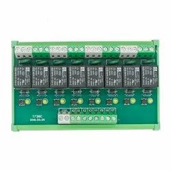 Relay Card 8 Channel 24V-10A FY-NT738C-D24 Aocgo
