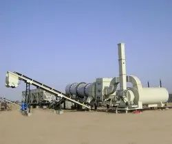 Dm 25 Asphalt Drum Mix Plant