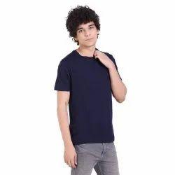 Round Neck Mens T-shirts