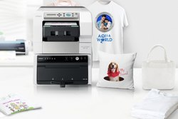 Direct to Garment Desktop Printer