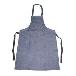 Plain Leather Safety Aprons