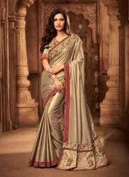 Reception Wear New Designer Sarees