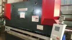 Automatic Metal Sheet Bending Machine