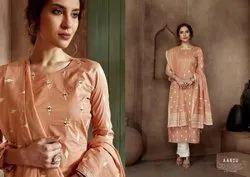 Sargam Prints Aarzu Lawn Block Colorful Printed Ladies Suits Collection Online