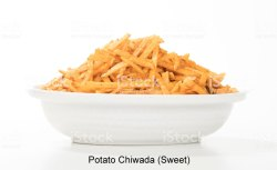 Potato Chivda (Sweet)(Farali), Packaging Size: One kg