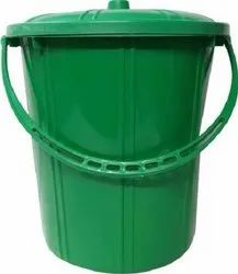 Household Plastic Drum With Lid