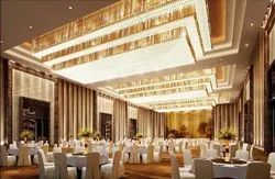 Banquet Hall Interior Design, Number of Projects Completed: 25 - 30