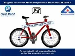 BIS Certification for Bicycles
