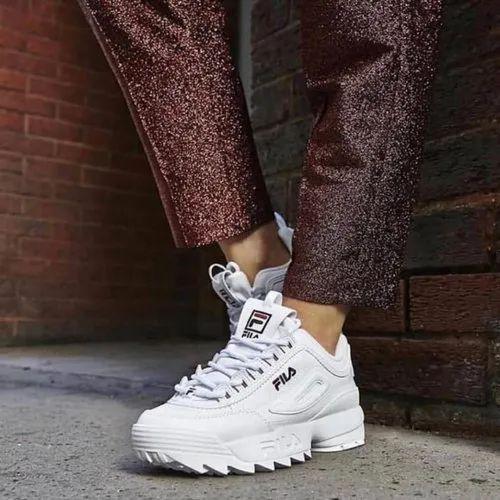 Fila Disruptor Shoes, Mens Shoes