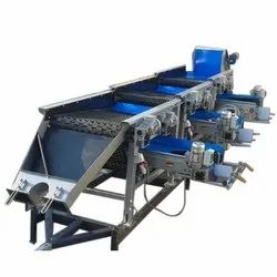Semi-Automatic Potato Grading Machine