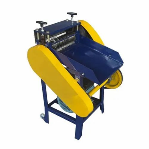 Aluminium and Copper Scrap Wire Stripping Machine ST-KOB ( 1.5mm to 40mm)
