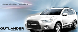Mitsubishi Outlander Car