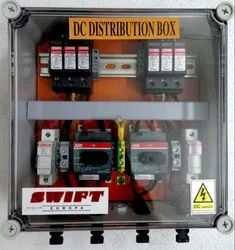 Swift Europa Junction Boxes - DCDB
