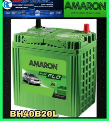 BH40B20L AMARON  CAR BATTERY