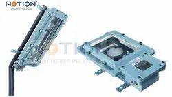 NOTION ISI LED FLAME PROOF STREET LIGHT, Model Name/Number: NE1302, Input Voltage: 90vac - 285vac
