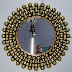 Big Ball Mirror