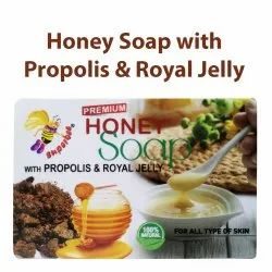 Honey Soap with Propolis & Royaljelly