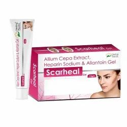 Scarheal Gel - Allantoin, Extractum Cepae, And Heparin