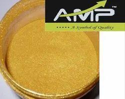 Golden Yellow Coating Pigment Paste