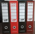 Metro Laminated Box File