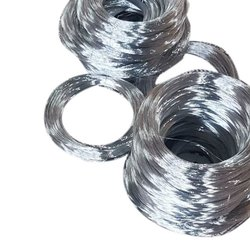 Hot Dipped Galvanized Iron Wire, Gauge Size: 30 Gauge, Thickness: 0.18 Mm