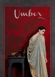 YNF Umber Silk Vol-1 Silk Saree