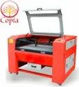 Small Scale Co2 laser Laser Cutting Machine