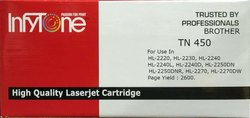 BROTHER TN 450 (TN 450) Compatible Black Toner Cartridge For Brother Printers