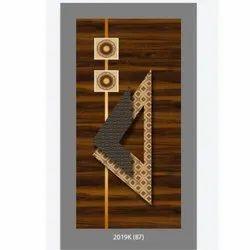 Designer PVC Panel Door