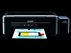 Black Inkjet Epson printer L805
