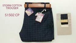Smart Fit Storm Cotton Trousers