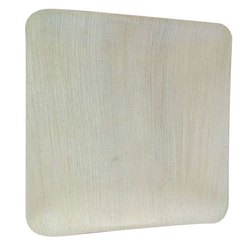 Square Shape Areca Tray