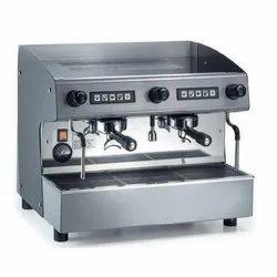 Semi-Automatic Carimali Double Group Coffee Machine